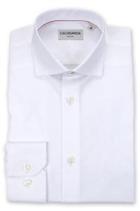 Oxford - Chemise classique oxford blanc