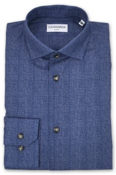 Chemise casual Brooklyn flanelle