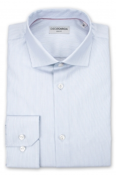 Tribeca striped classic shirt