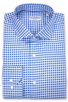 Brighton vichy slim fit casual shirt