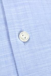 Melbourne - Sky blue ceremony chambray shirt / Slim fit