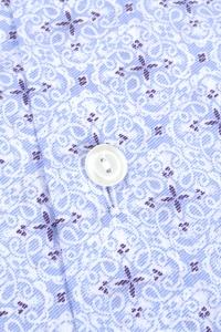 Mathura - Chemise casual mousseline à motifs floral