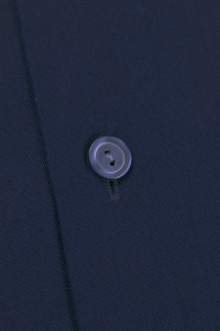 Chelsea - Chemise classique popeline bleu nuit