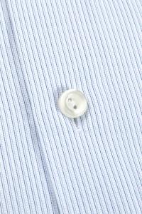 Tribeca - Chemise classique popeline à fines rayures