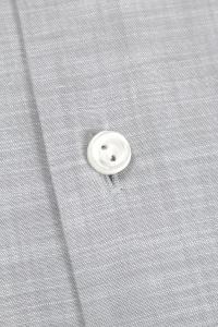 Scala - Classic grey chambray shirt