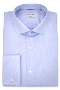 Stanford striped classic shirt