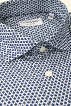 Salamanca printed flannel casual shirt