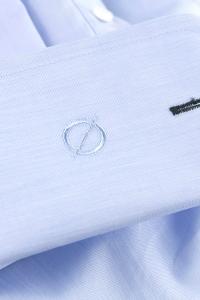 Como - Light blue dress shirt / Slim fit
