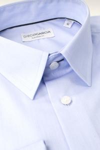 Como - Light blue dress shirt / Regular fit