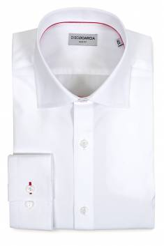 Chemise classique Executive blanche / Extra Long