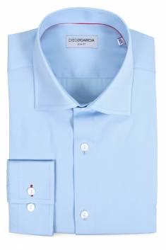 Chemise classique Executive bleue / Extra Long