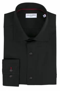 Chemise classique Executive noire / Extra Long