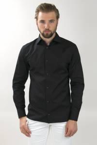 Black Executive shirt L