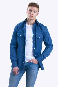 Chemise casual denim Colorado