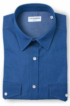 Chemise casual denim Colorado / Extra Long