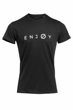 T-shirt ENJOY col rond
