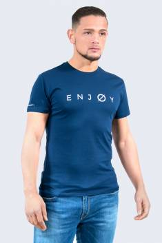 T-shirt ENJØY col rond