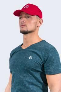 Casquette Golf Unisex rouge