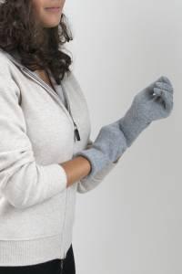 100% cashmere Gloves