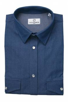 Aspen denim shirt
