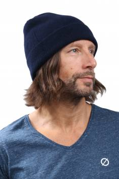 2-yarns cashmere hat