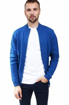 4-yarns cashmere cardigan