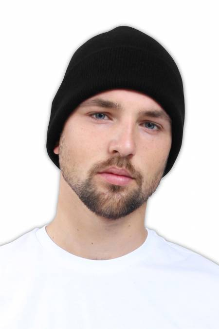 2-yarns cashmere hat