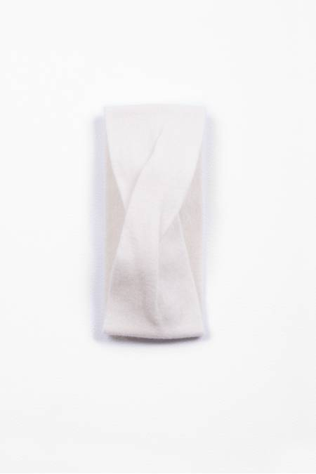 2-thread cashmere headband