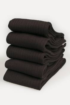 5 X Pairs of Merino Men's High Socks