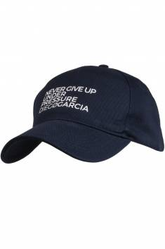 Navy Unisex golf cap